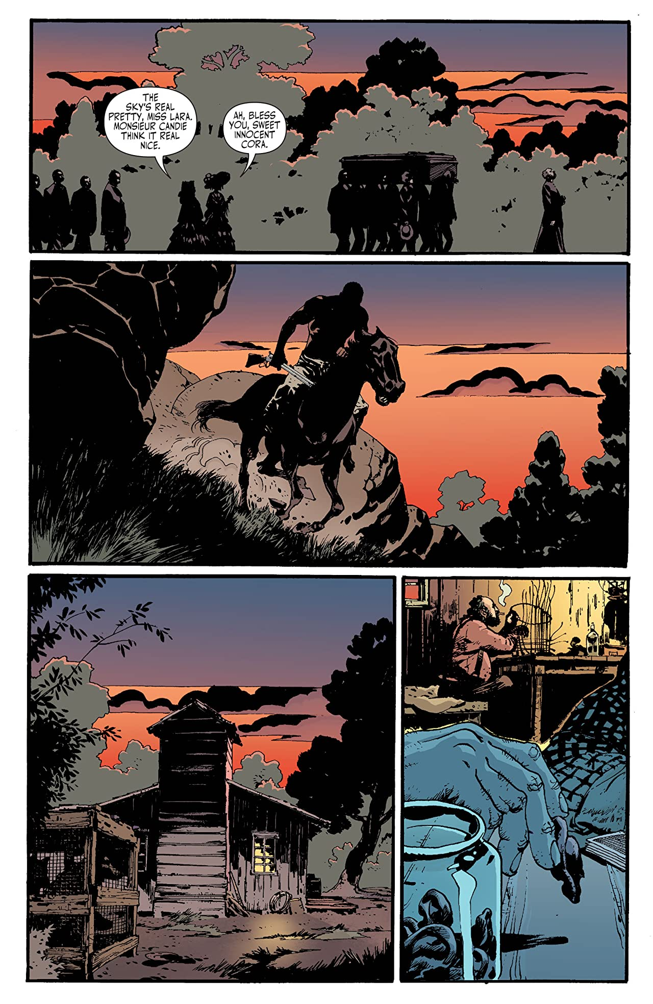 Django Unchained #7 (of 7)