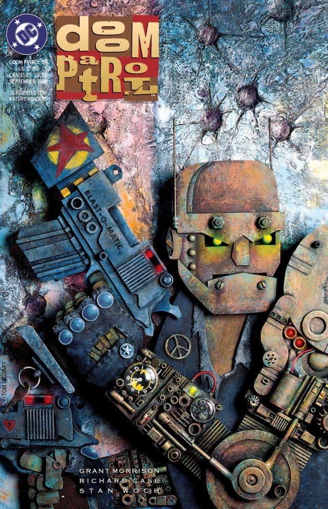 Doom Patrol (1987-1995) #59