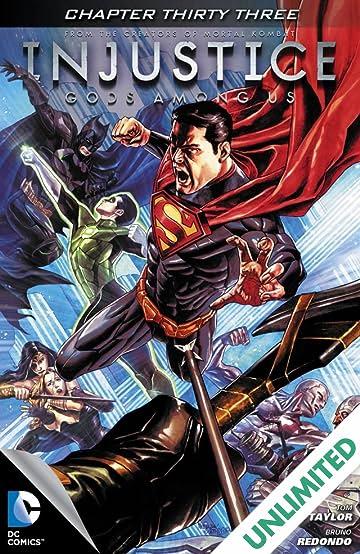 Injustice: Gods Among Us (2013) #33 - Comics by comiXology