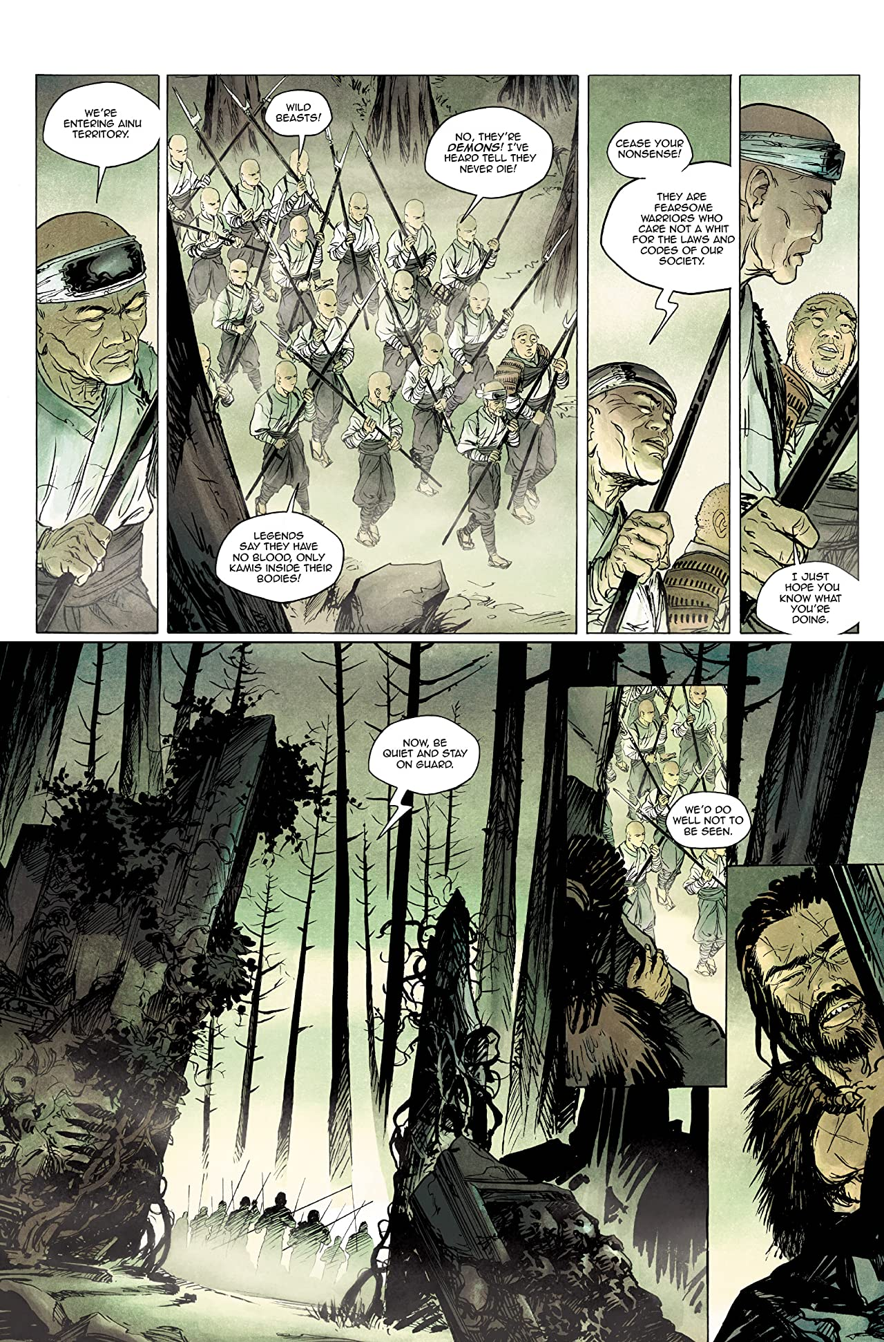 Samurai: Brothers In Arms #6
