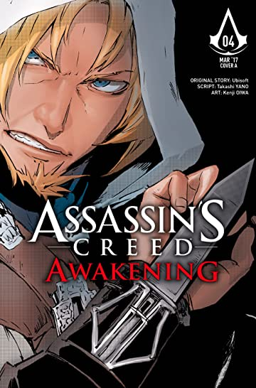 Assassin's Creed: Awakening No.4