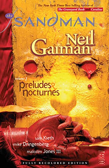 The Sandman Tome 1: Preludes and Nocturnes