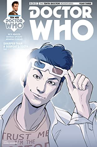 Doctor Who: The Tenth Doctor No.3.3
