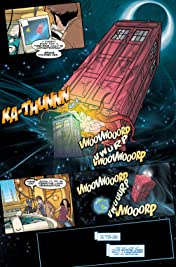 Doctor Who: The Tenth Doctor #3.3