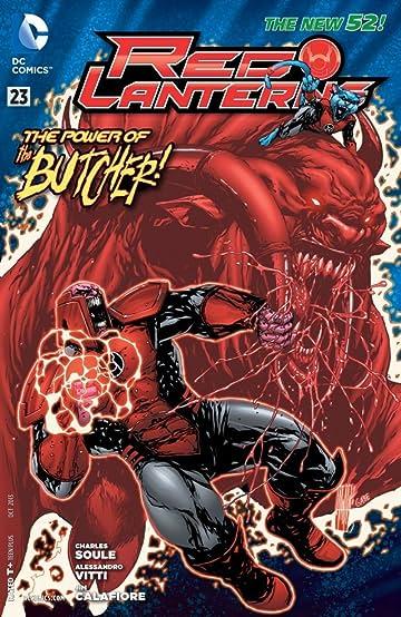 Red Lanterns (2011-2015) #23