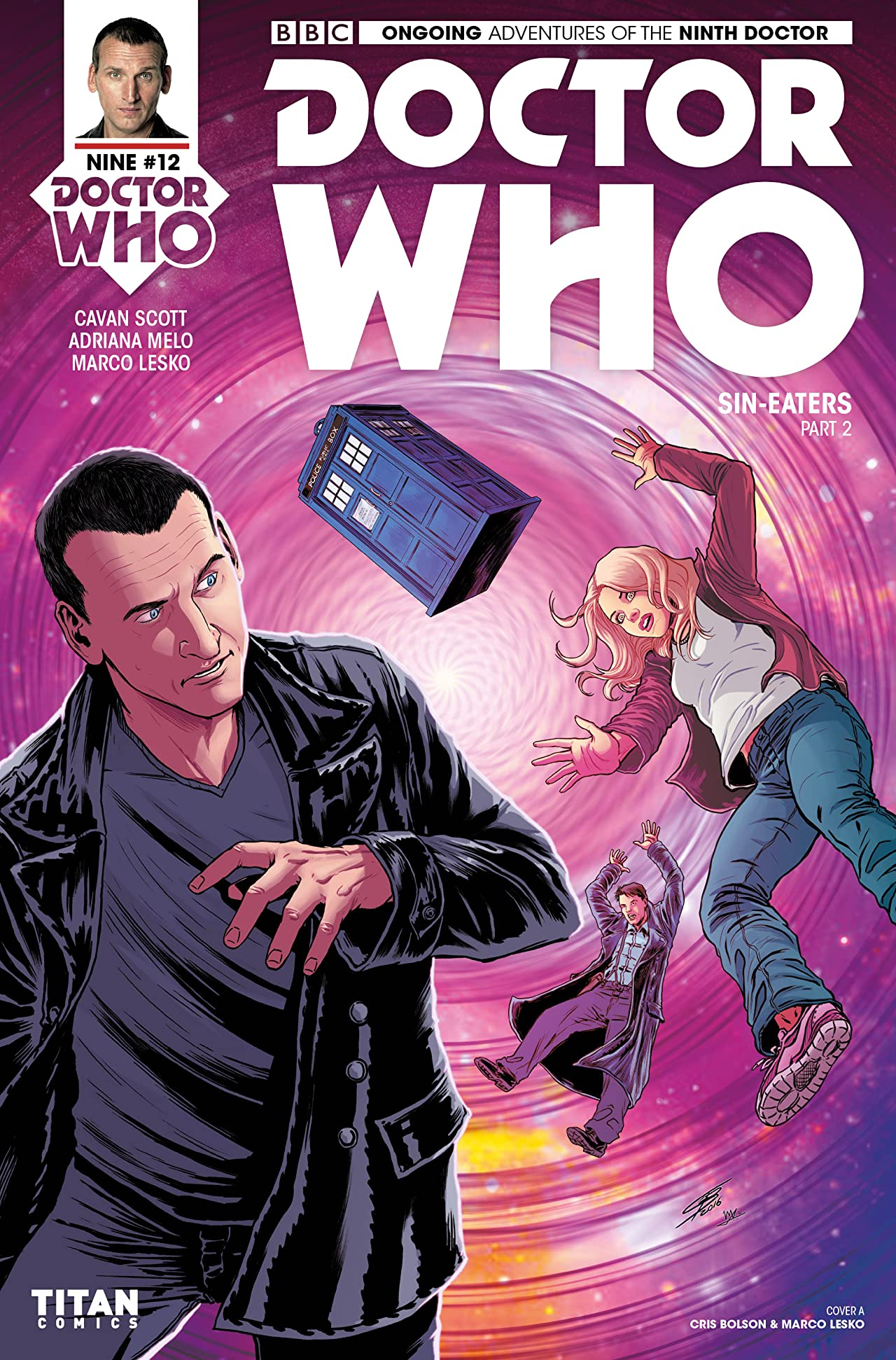 Doctor Who: The Ninth Doctor #2.12