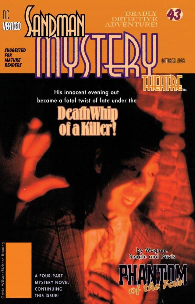 Sandman Mystery Theatre (1993-1999) #43