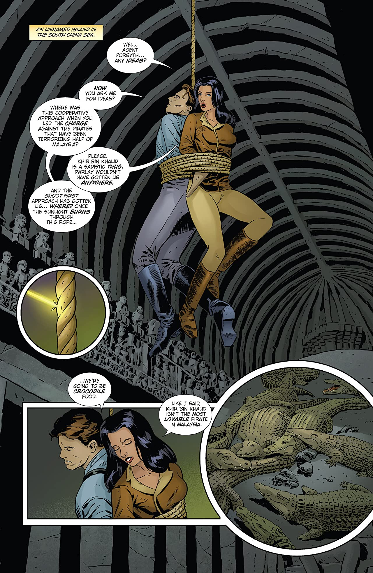 Athena Voltaire and the Volcano Goddess Vol. 1