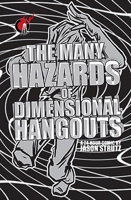 24 Hour Comics by Jason Strutz