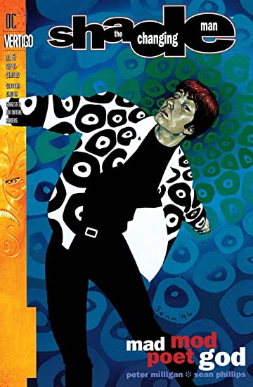 Shade, the Changing Man (1990-1996) #51