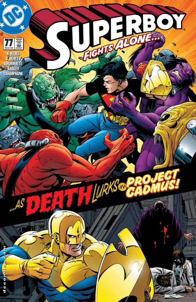 Superboy (1994-2002) #77