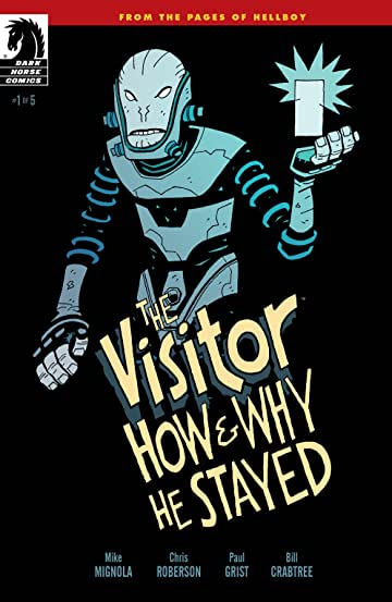 The Visitor: How and Why He Stayed #1