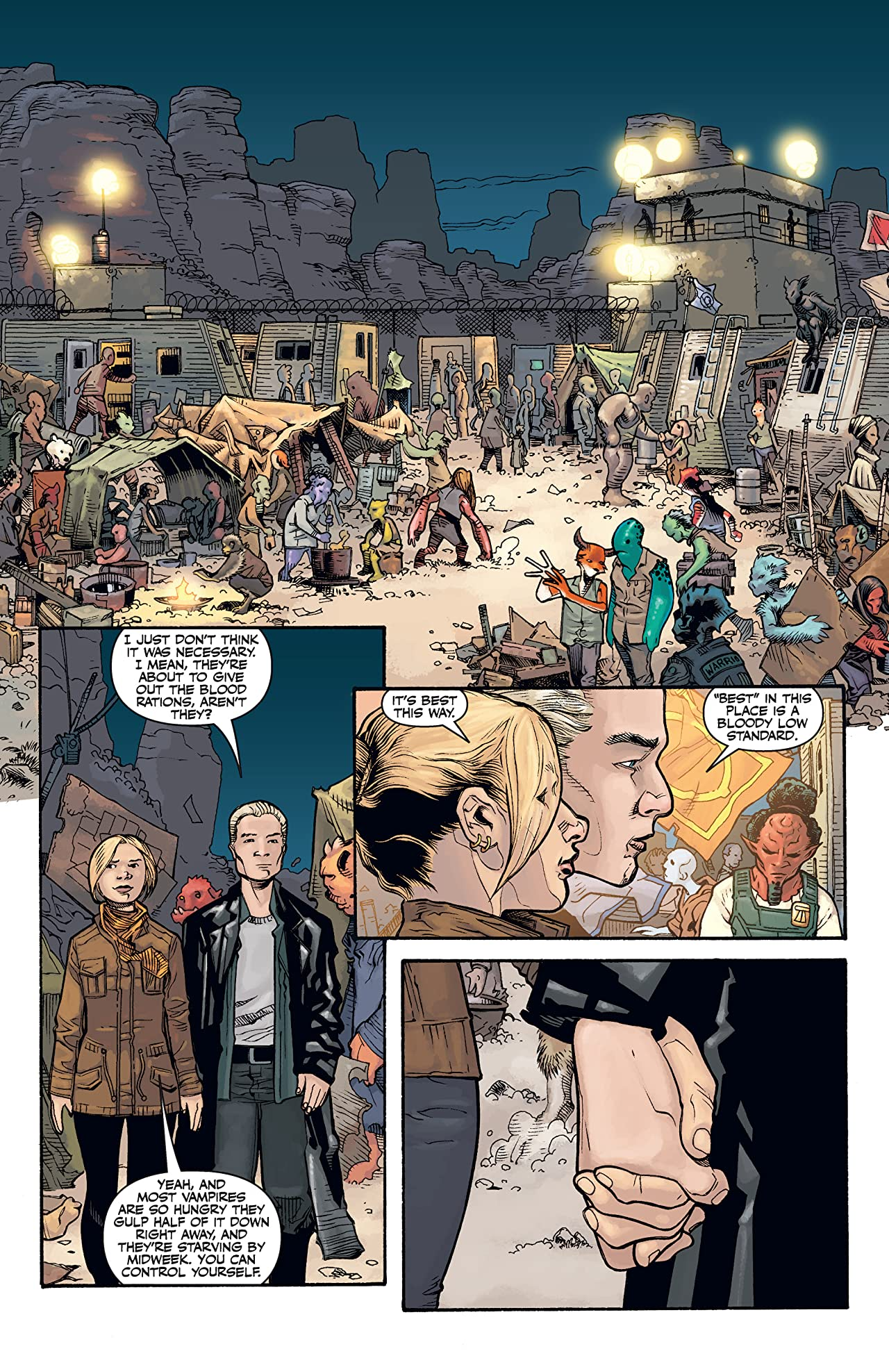 Buffy the Vampire Slayer: Season 11 #4