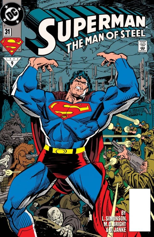Superman: The Man of Steel (1991-2003) #31
