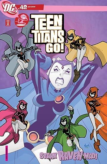 Teen Titans Go! (2004-2008) #42