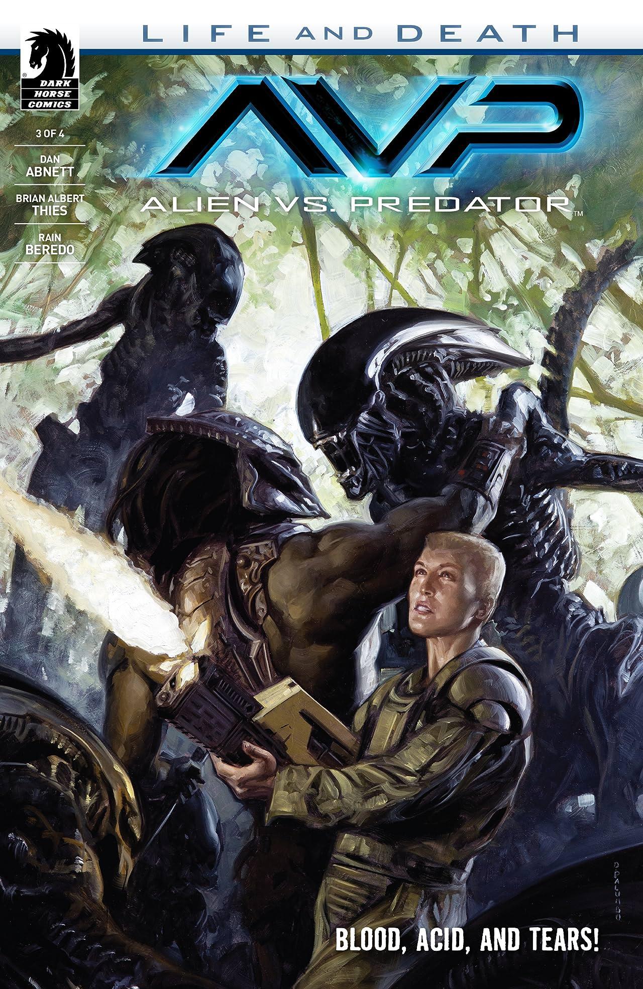 Alien vs. Predator: Life and Death #3