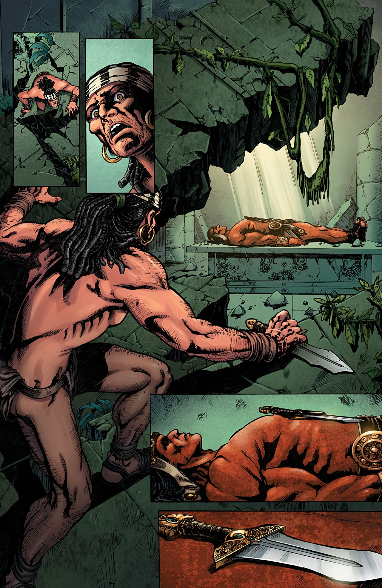 Conan the Slayer #8