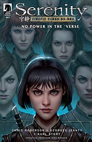 Serenity: No Power in the 'Verse No.5