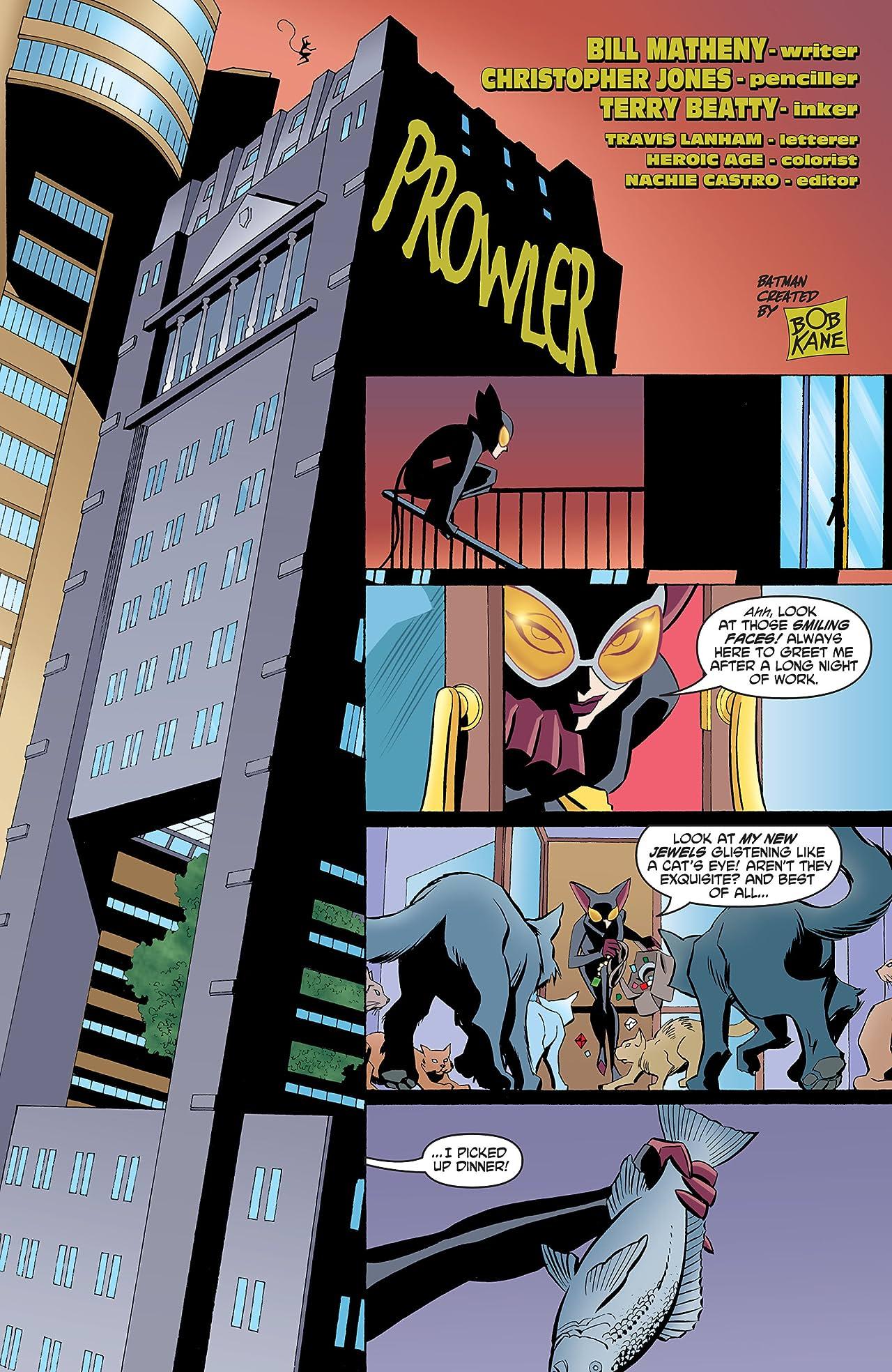 The Batman Strikes! #13