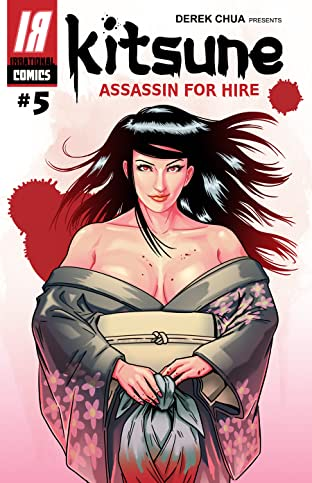 Kitsune: Assassin For Hire #5