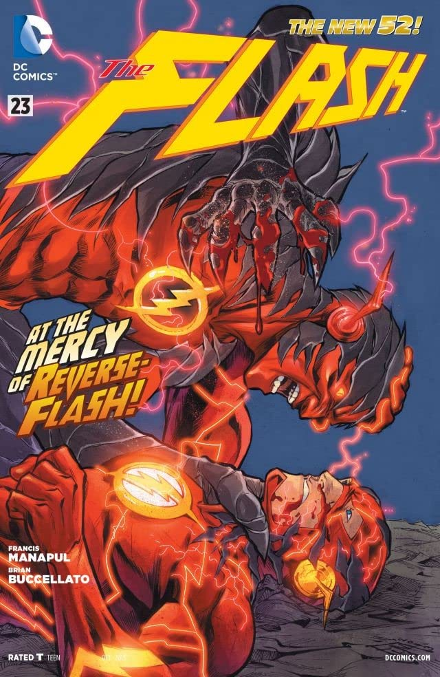 The Flash (2011-) #23