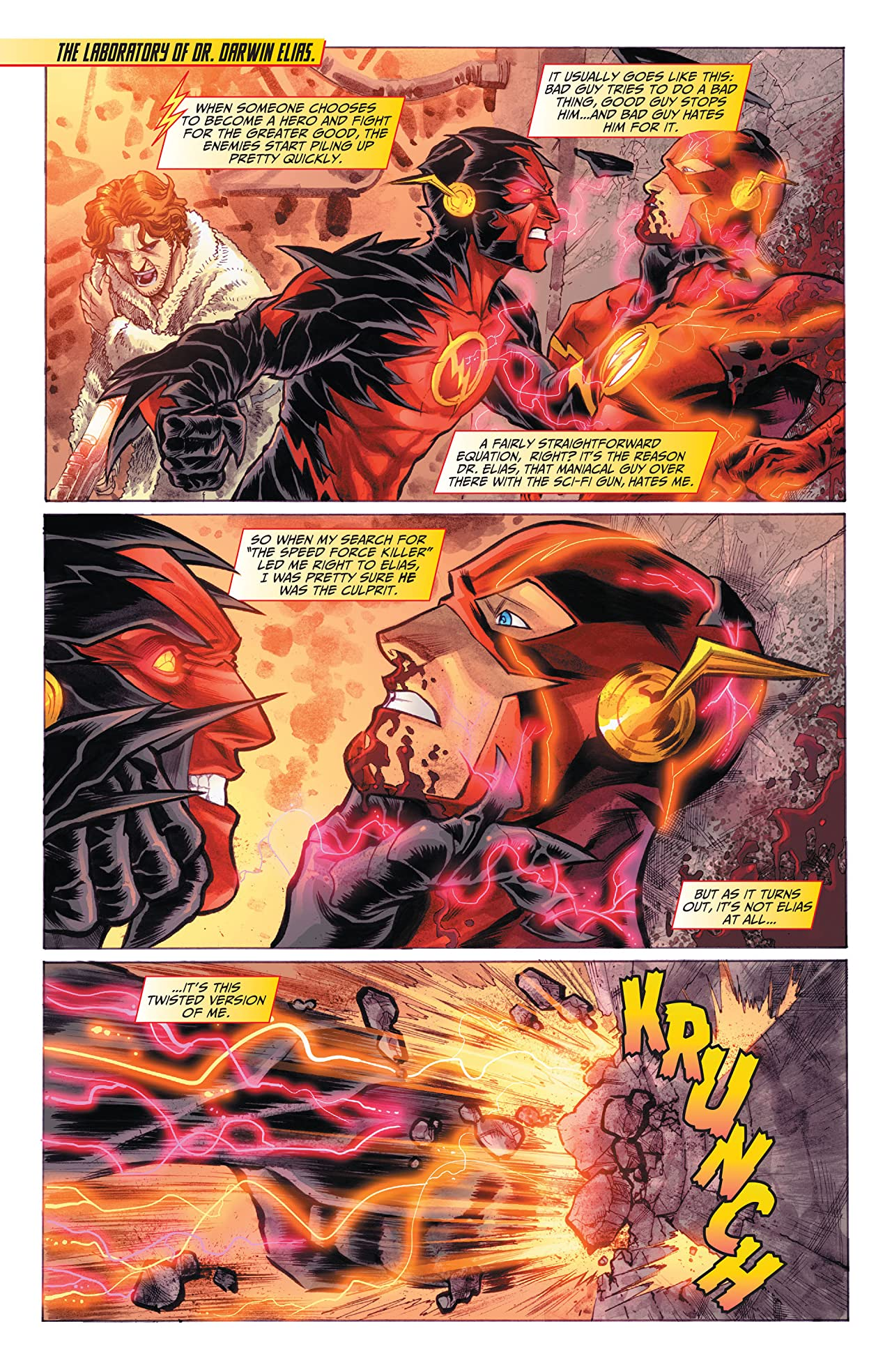 The Flash (2011-2016) #23