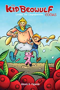 Kid Beowulf Eddas: Lookin' For Lingonberries