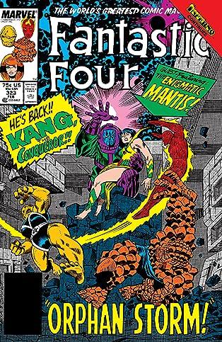 Fantastic Four (1961-1998) #323