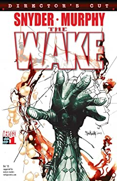 The Wake #1 (of 10): Director's Cut
