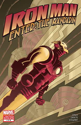 Iron Man: Enter the Mandarin (2007-2008) #1 (of 6)