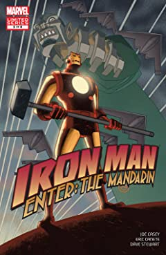 Iron Man: Enter the Mandarin (2007-2008) #2 (of 6)