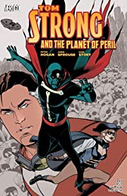 Tom Strong and the Planet of Peril #2