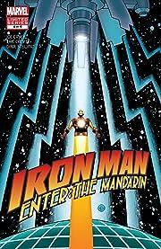 Iron Man: Enter the Mandarin (2007-2008) #4 (of 6)