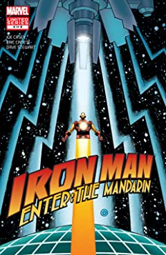 Iron Man: Enter the Mandarin (2007-2008) #4 (of 6)