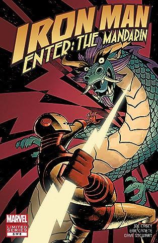 Iron Man: Enter the Mandarin (2007-2008) #5 (of 6)