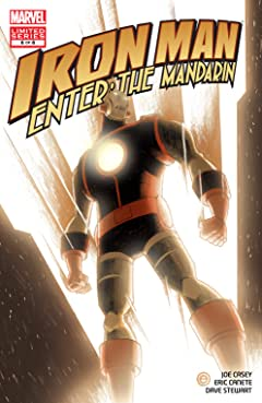 Iron Man: Enter the Mandarin (2007-2008) #6 (of 6)