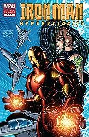Iron Man: Hypervelocity (2007) #1 (of 6)