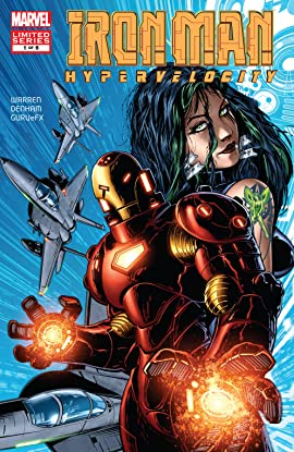Iron Man: Hypervelocity (2007) #1 (of 6)