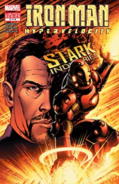 Iron Man: Hypervelocity (2007) #2 (of 6)