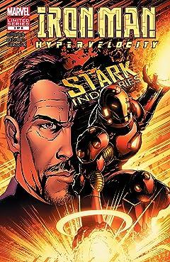 Iron Man: Hypervelocity (2007) #2 (of 6)