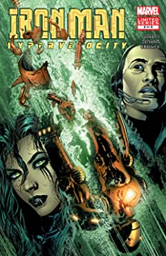 Iron Man: Hypervelocity (2007) #3 (of 6)