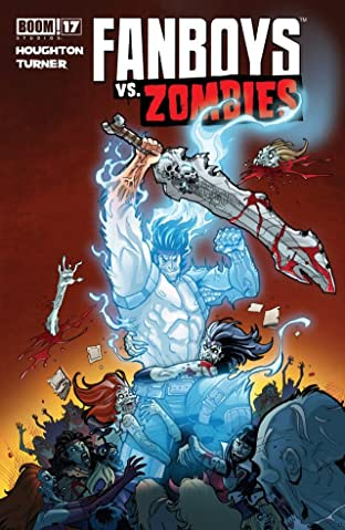 Fanboys vs. Zombies #17