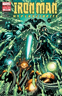 Iron Man: Hypervelocity (2007) #4 (of 6)