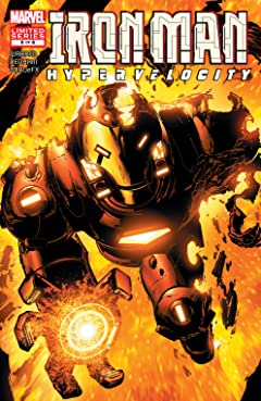 Iron Man: Hypervelocity (2007) #6 (of 6)