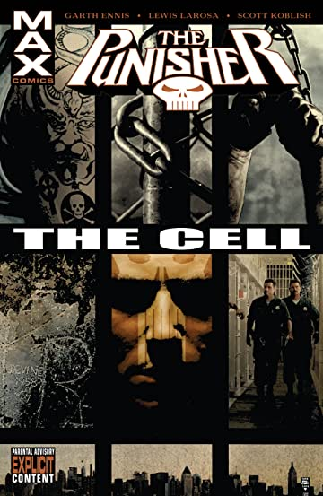 Punisher: The Cell (2005) #1