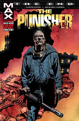 Punisher: The End (2004) No.1