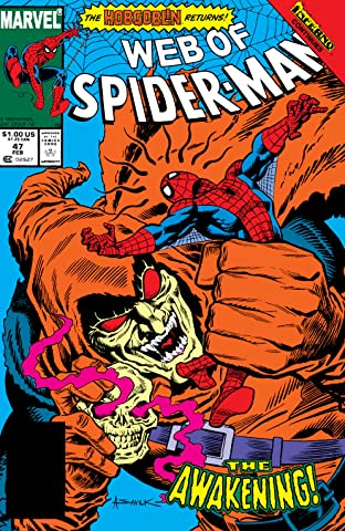 Web of Spider-Man (1985-1995) #47