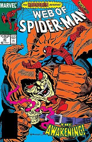 Web of Spider-Man (1985-1995) No.47