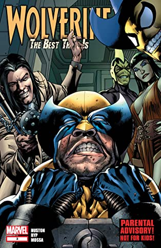 Wolverine: The Best There Is (2010-2011) #3