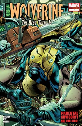 Wolverine: The Best There Is (2010-2011) #4